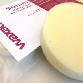 waxaddict luxury foam pads 90ppi 90mm (2pack)