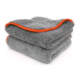 showcarshine microfiber extra fluffy finishing cloth 700gsm
