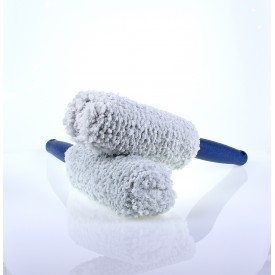 showcarshine microfiber wheel luxury brush