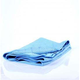 showcarshine microfiber glass new waffel towel 76x56cm