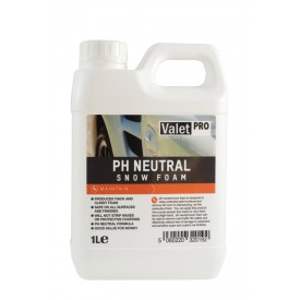 valetpro ph neutral snow foam 1 l refill bulk - najpopulraniejsza piana, bezpieczna dla wosku