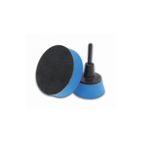 flexipads velcro soft pad 75mm - bp z trzpieniem