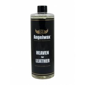 angelwax heaven for leather 500ml superior automotive leather cleaner - cleaner i odżywka do skóry w jednym