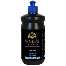 wolf's chemicals nano glaze 500ml : cleaner + sio2