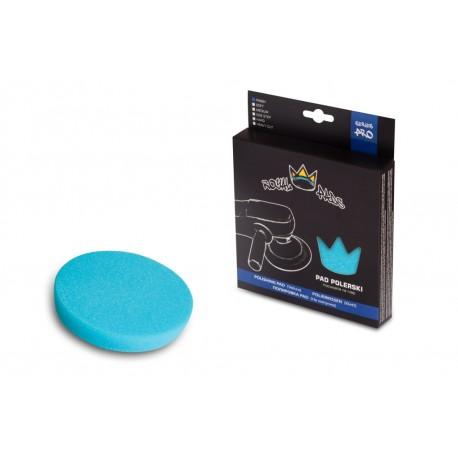 royal pads finish pad 80mm - niebieska płaska