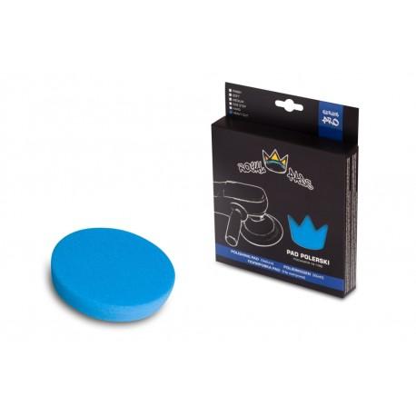 royal heavy cut pad polishing 80mm : niebieski