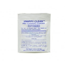 lake country snappy clean 1 -pack - proszek do mycia padów