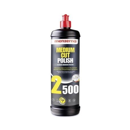 menzerna pf2500 1 l - polishing, średnia