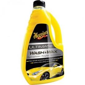 meguiars ultimate wash & wax - szampon z woskiem 1,4 l