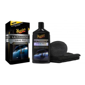 meguiars ultimate wax zestaw - najnowszy wosk gratis