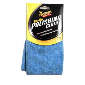 meguiar's microwipe polishing cloth