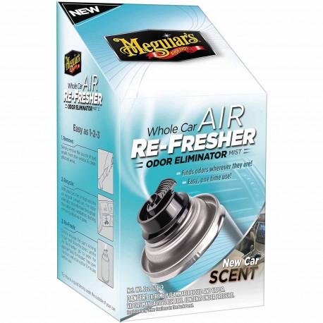 meguiars air re-fresher - new car aerozol