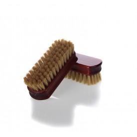 showcarshine leather natural brush 1-pack