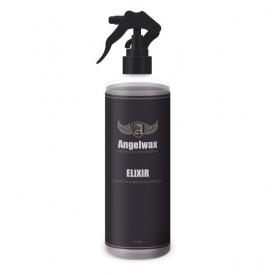 angelwax elixir dressing do opon oraz tworzyw zewnątrznych 500ml