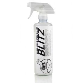 chemical guys blitz acrylic spray sealant - wosk syntetyczny gratis mikrofibra
