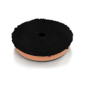 chemical guys black optics microfiber pad 140mm