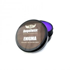 angelwax enigma ceramic wax 33ml - carnauba + kwarc