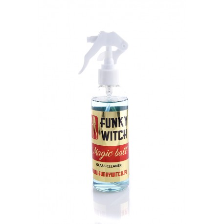 funky witch magic ball glass cleaner 215 ml