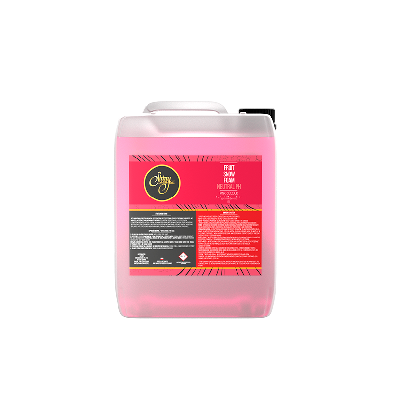 shiny garage pink snow foam neutral ph 5000ml showcarshine. Black Bedroom Furniture Sets. Home Design Ideas
