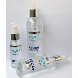 kecav h2o+ 100 ml aqua gel