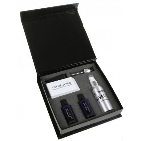 artdeshine new virtuous pro ceramic kit : 2 x 30ml + 100ml - exclusive protect, dostępna
