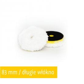 nat pad mikrofibrowy mocno agresywny twardy 83mm - długie włókna