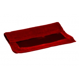 liquid elements clay towel red