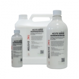 tac system: acute sense 500ml leather coat