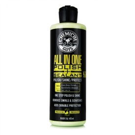 chemical guys v4 all in 1 polish + shine + sealant - aio