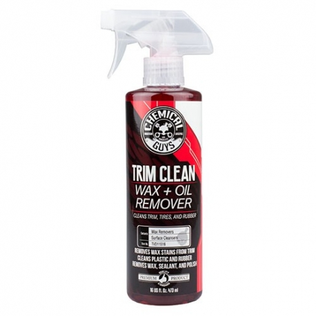 chemical guys trim clean wax & oil remover 473ml