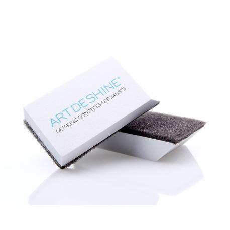 artdeshine white block applicator - 1pack