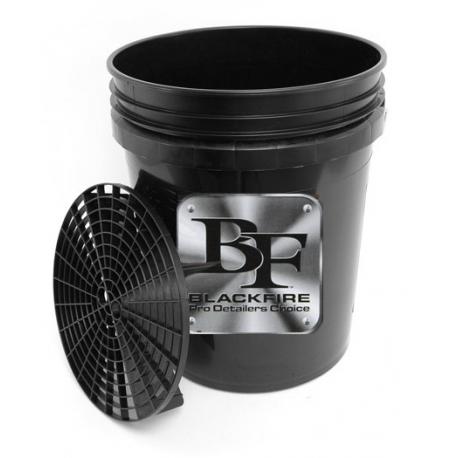 blackfire bucket with grit guard