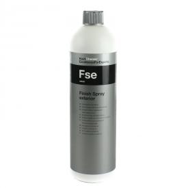 koch chemie fse finish spray exterior - quickdetailer z właściwościami usuwającymi osad wapienny